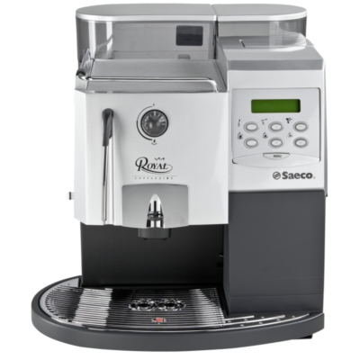 Кофемашина SAECO Royal Cappuccino Silver NEW